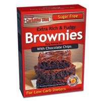 CarbRite Diet Brownie Mix - 12 und