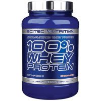 100% Whey Protein - 920 g - Scitec Nutrition