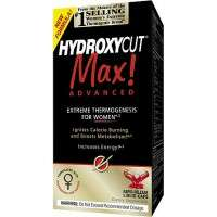Hydroxycut Max! Advanced - 120 cápsulas