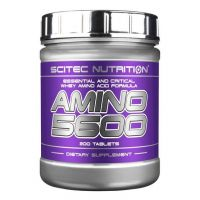 Amino 5600 - 200 Tabletten - Scitec Nutrition