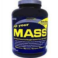 Up your mass 5lb - 2.27 kg