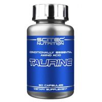 Scitec Taurine - 90 capsules- Buy Online at MOREmuscle