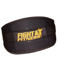 Cinto Neopreno FandF [166] - Fight and Fitness