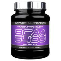 BCAA 6400 - 125 tabs- Buy Online at MOREmuscle