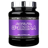 G-BCAA - 250 Tablets - Scitec Nutrition