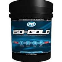 PVL Iso Gold - 5 Lbs (2,27 kg)