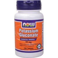 Potassium Gluconate - 100 Tablets