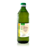 Sunflower oil bio - 1 l- Buy Online at MOREmuscle