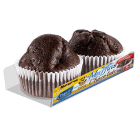 Muffins low carbohidrates - 2x160g