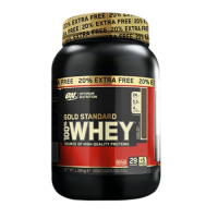 100% whey gold standard 2,4 lb (1,09kg) +5 services free- Buy Online at MOREmuscle