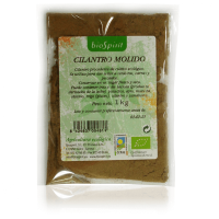 Organic ground coriander - 1 kg- Buy Online at MOREmuscle