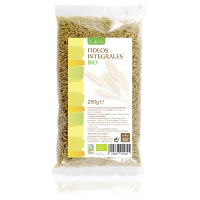 Organic wholewheat noodles - 250 g - BioSpirit