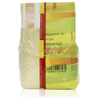 Organic whole soy flour - 3 kg