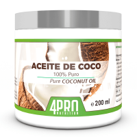 Coconut oil 100% pure - 200ml- Buy Online at MOREmuscle