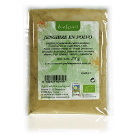 Organic powdered ginger - 15 g - BioSpirit