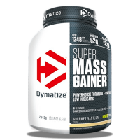 Super Mass Gainer - 6 lbs (2.72 kg) - Dymatize