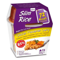 Slim rice chicken massaman curry - 250g - Kaufe Online bei MOREmuscle