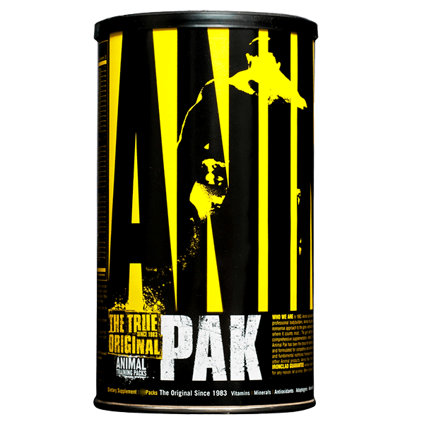 Animal Pak, 30 packs