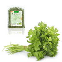 Organic chopped parsley (1-3 mm) - 6 g
