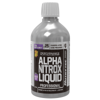 Alpha Nitrox - 500 ml- Buy Online at MOREmuscle
