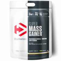 Super Mass Gainer - 12 lbs (5.44 kg) - Dymatize