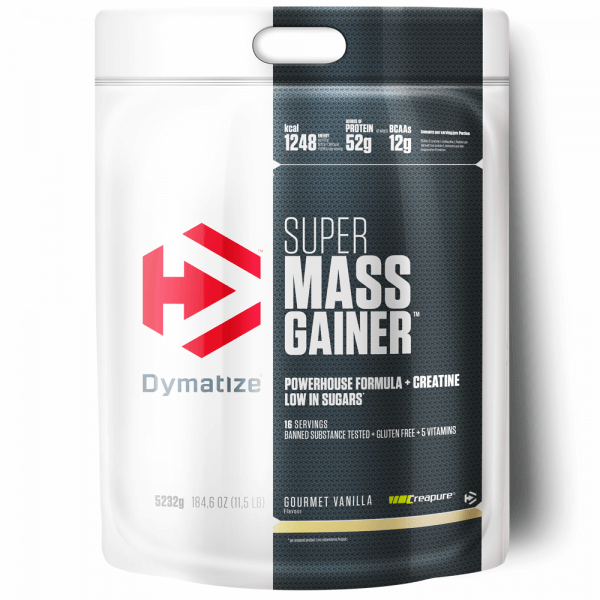 Super Mass Gainer - 12 lbs (5.44 kg)