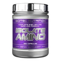 Isolate Amino - 500 caps