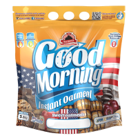 Good morning oatmeal - 1,5kg- Buy Online at MOREmuscle