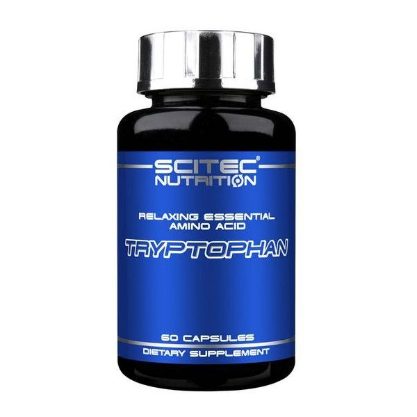 Tryptophan - 60 capsules