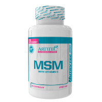 MSM 1000 mg - 60 capsules - Faites vos achats online sur MASmusculo