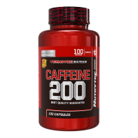 Caffeine - 100 capsules- Buy Online at MOREmuscle