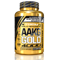 AAKG Gold 4000 - 120 Caps- Buy Online at MOREmuscle
