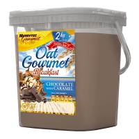 Oatmeal gourmet - 2kg - Kaufe Online bei MOREmuscle