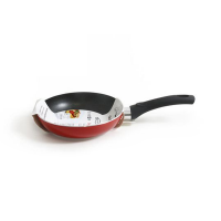 Red frying pan soft touch - 18 cm - San Ignacio