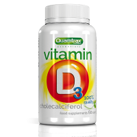 Vitamin d3 - 60 capsules Quamtrax Essentials - 1