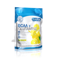 Bcaa + glutamine - 500g - Quamtrax Direct