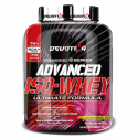 Advanced isowhey - 2270 g [Devotika]