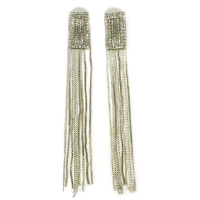 Fringed earrings - Saleyla