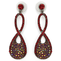 Earrings in 8 - Saleyla