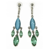 Tears earrings - Saleyla