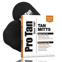 Pack tan mitts (applicator & exfoliating) - Pro Tan - Muscle UP