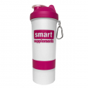 Vaso Mezclador Smart Supplements - 600 ml