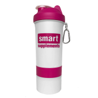 Shaker Smart Supplements - 600ml - Acquista online su MASmusculo