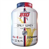 Only whey - 2kg - Kaufe Online bei MOREmuscle