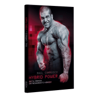 Hybrid power by raul carrasco book - Compre online em MASmusculo