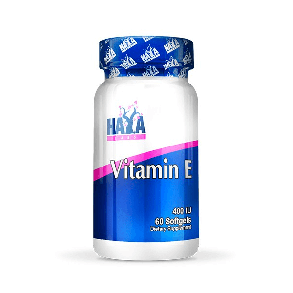 Vitamin e 400iu - 60 softgels