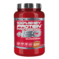 100% Whey Protein Professional + ISO - 870g - Scitec Nutrition