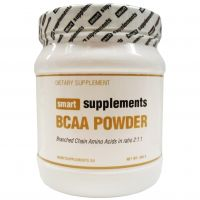 BCAA Powder - 500 Gramm - Smart Supplements