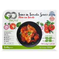 Tuna in tomato sauce - 300g - Compre online em MASmusculo