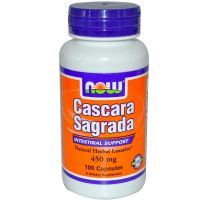 Cascara Sagrada 450mg - 100 caps